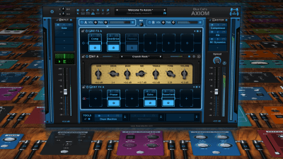 Blue Cat's Axiom - Guitar & Bass Amp Simulation With Effects (VST