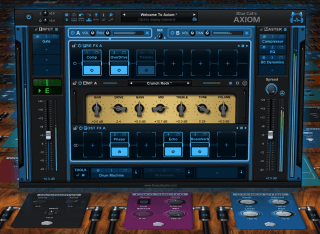 Blue Cat's Axiom - Guitar & Bass Amp Simulation With Effects (VST, AU, AAX, VST3, Standalone)