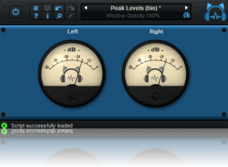 Blue Cat's Plug'n Script - Output parameters for audio analysis and parameter modulation