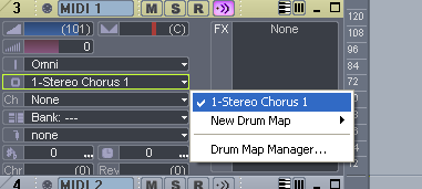 Tutorial - Using MIDI Control in Sonar - Control Your