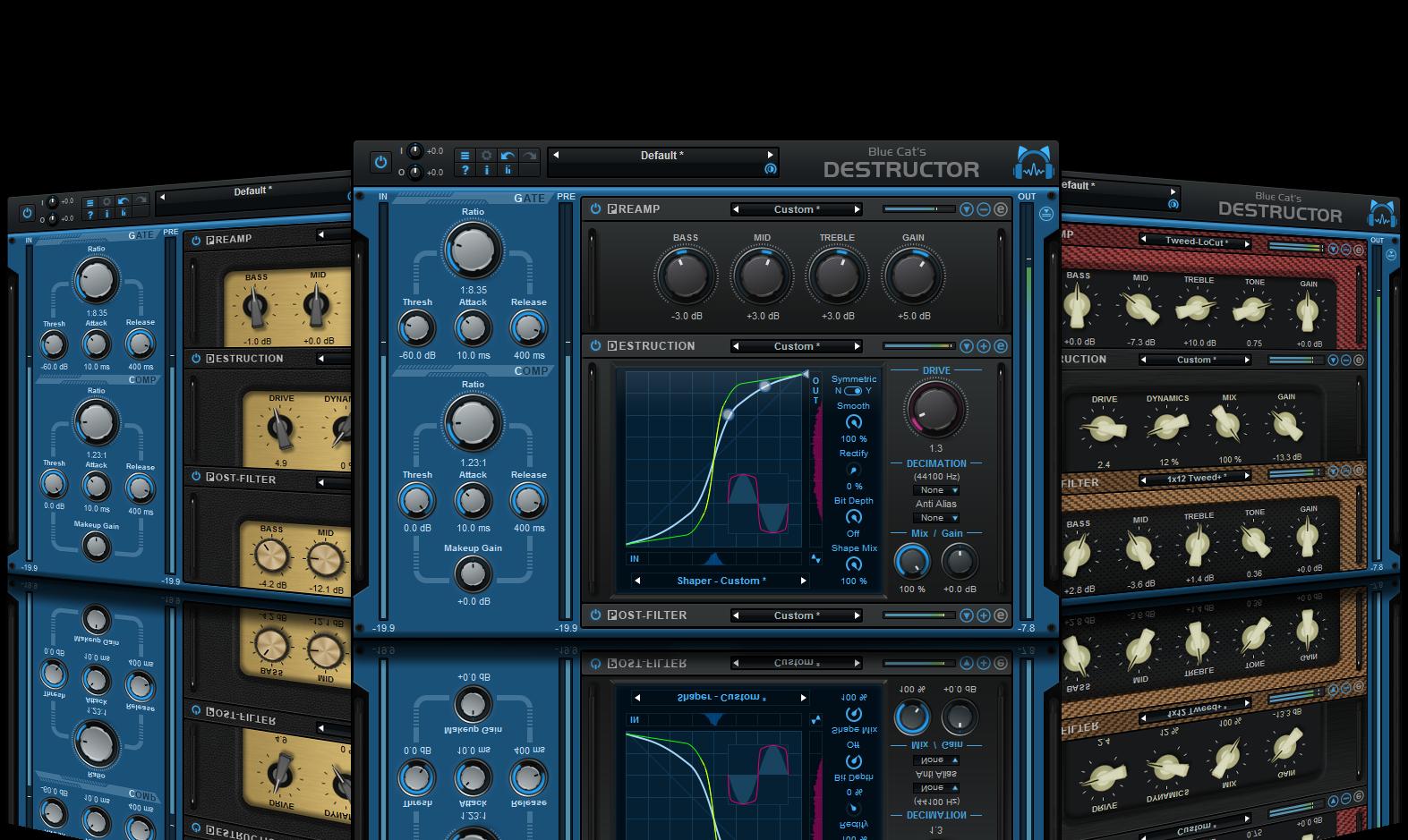Blue Cat's Destructor – Now Available!
