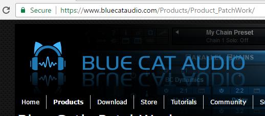 bluecataudio.com goes https
