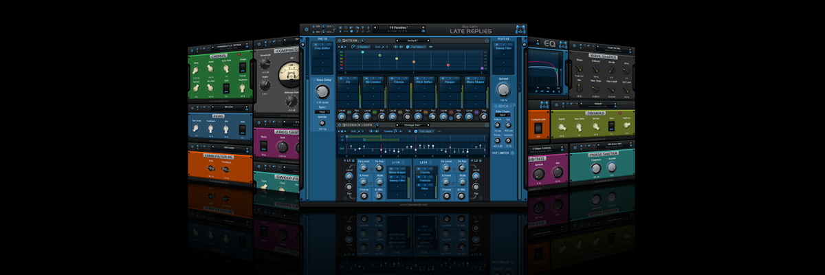 Blue Cat's Late Replies – The Creative Delay Plug-In and Host