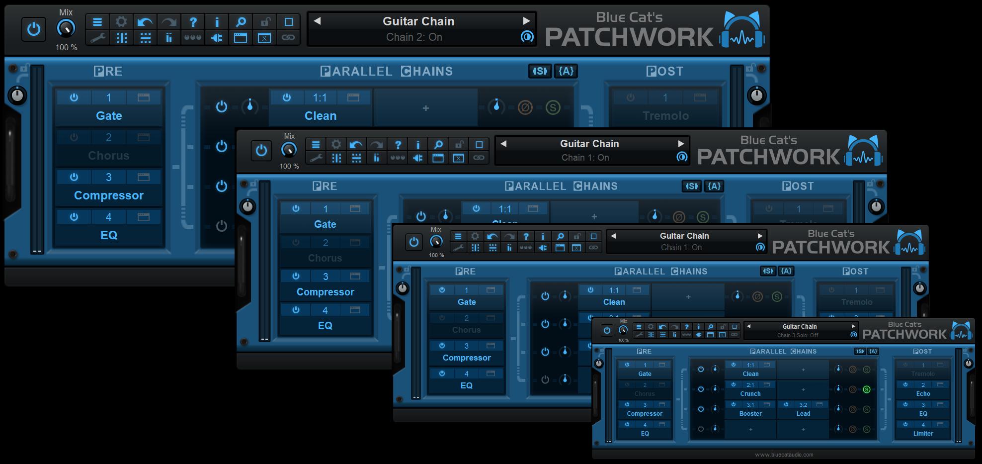bluecat patchwork automation