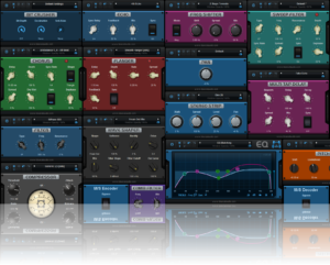 Blue Cat's PatchWork 2 1 Released, incl  25 built-in effects