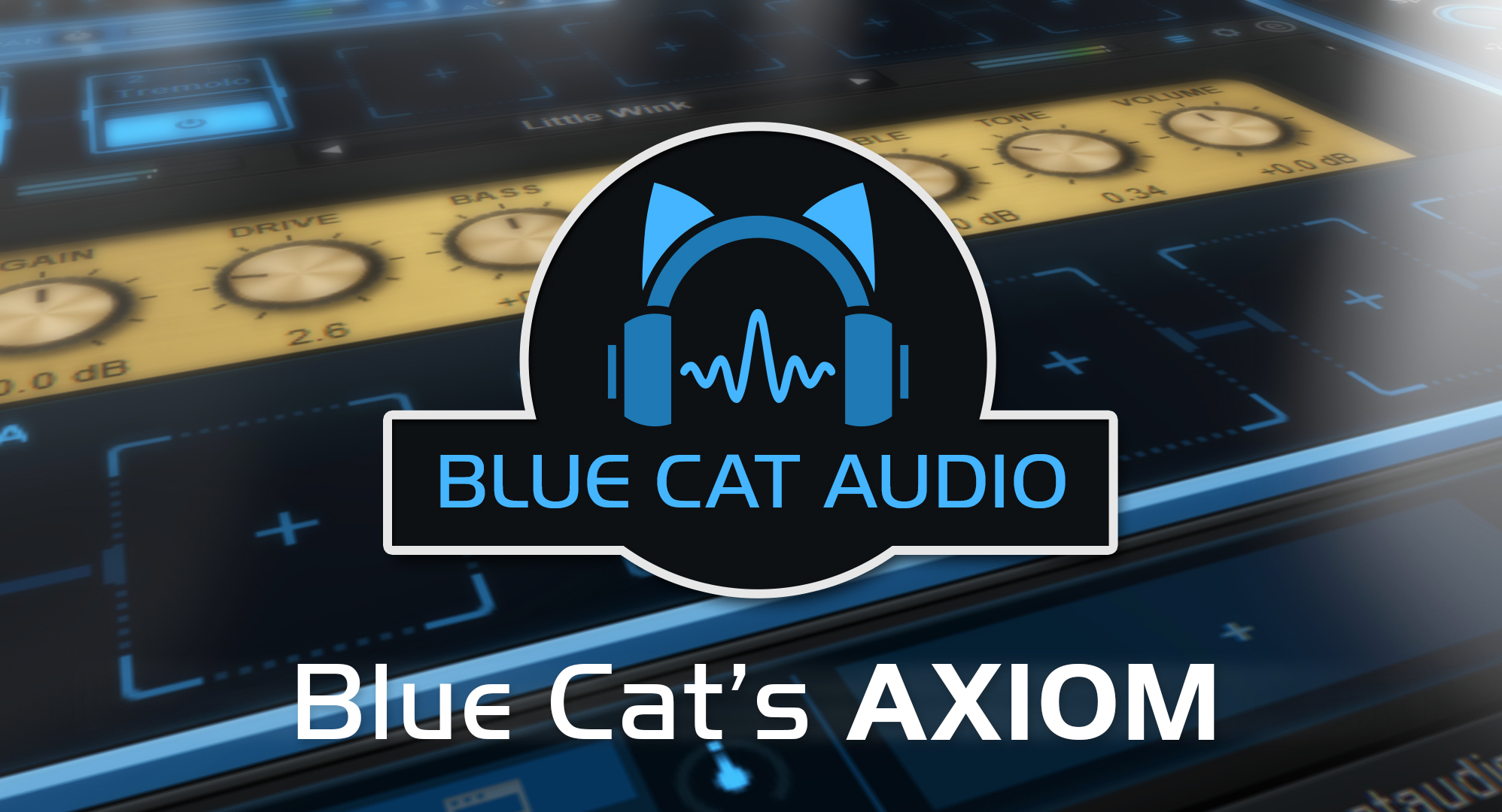 Blue Cat's Axiom & Axe Pack – Upgrade Paths