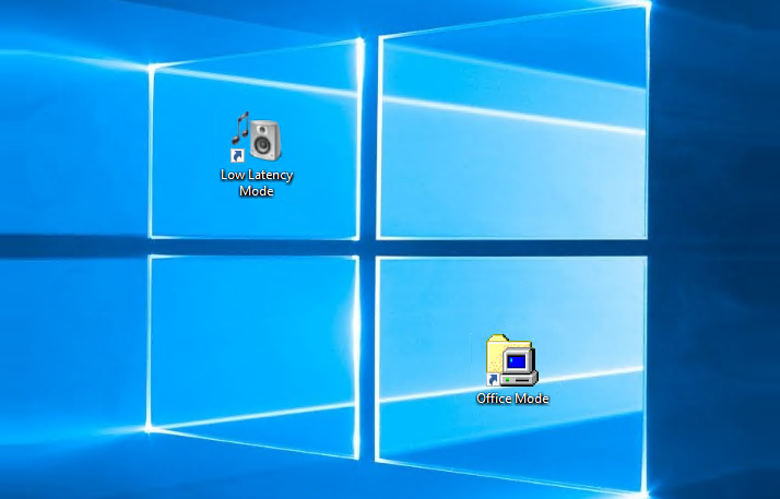How to Optimize a Windows Laptop for Low Latency Real Time Audio