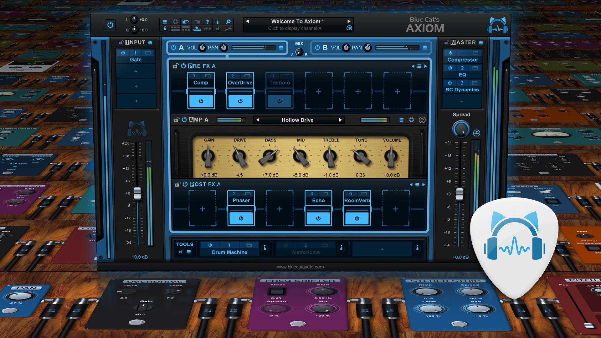 Detailed Axiom Walkthrough And Review
