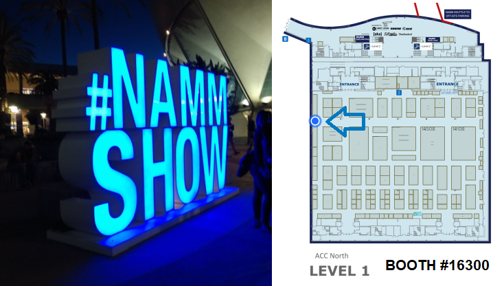 Looking for Blue Cat Audio at NAMM?