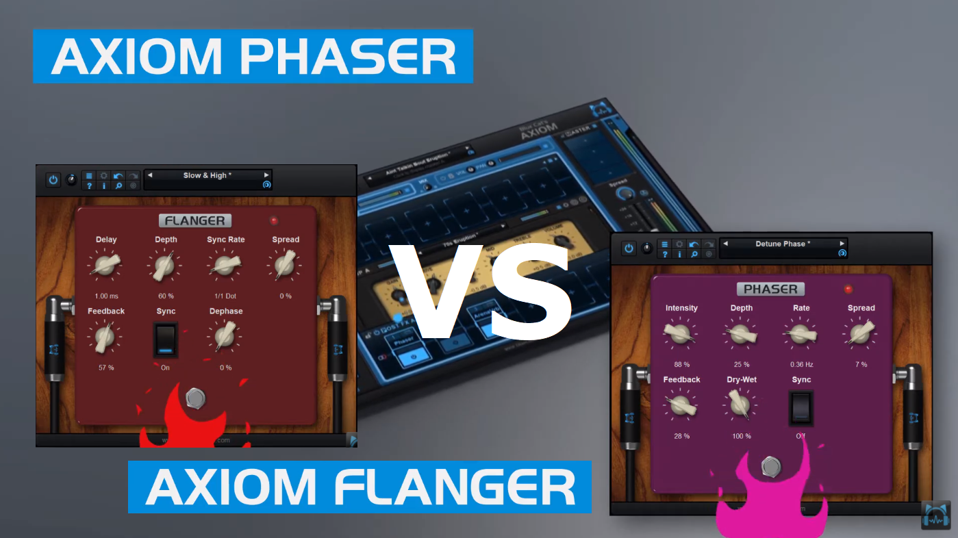 Phaser vs Flanger: What's The Difference?