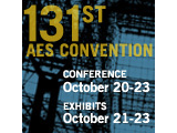 Meet Blue Cat Audio at the 131st AES Convention in NYC