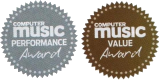 Blue Cat's Protector was granted the Performance and Value awards by Computer Music Magazine