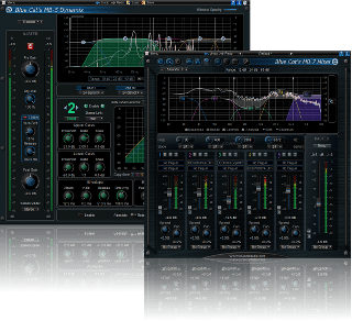 Blue Cat's MB Dynamix Pack - Essential plugins for Multiband Dynamics Processing (VST, AU, RTAS, DX)