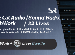 PatchWork + 32 Lives Bundle - 32 bit plug-ins reloaded