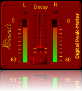 Blue Cat's Digital Peak Meter (Win only, discontinued) - Convert Audio to Automation Curves (VST, DX, Windows only) (Freeware)