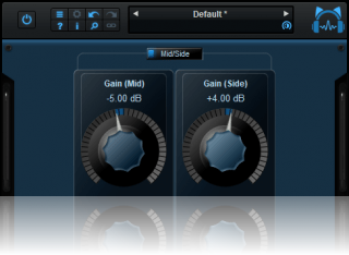 Blue Cat's Gain Suite - Simple Mono, Stereo and Mid-Side MIDI Controllable Gain Plug-ins (VST, AU, RTAS, AAX, DX) (Freeware)