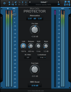 Blue Cat Audio Protector