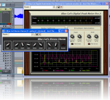 Read Tutorial - Blue Cat's Digital Peak Meter Pro In Sonar - Automated Audio to MIDI CC Generation for Audio Controlled Effects