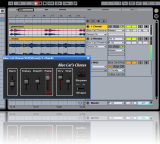 Read Tutorial - Blue Cat's Digital Peak Meter Pro In Ableton Live - Audio to MIDI CC for Signal Dependant Effects