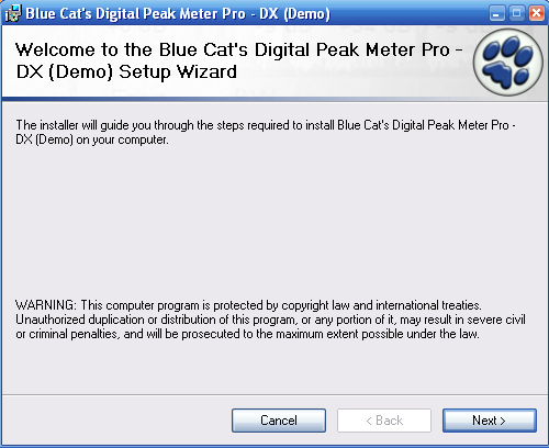 Step 01 - Install the DXi plug-in you want to use in Sony Vegas