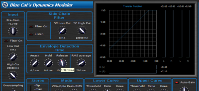 Step 04 - Setup the Dynamics plug-in parameters the way you want