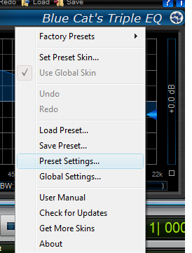 Step 09 - Open the destination plugin settings window